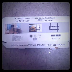 TV universal wall mount